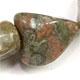 Rhyolite Classic tumbled stone bracelet