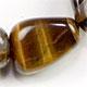 Tigereye Classic tumbled stone bracelet